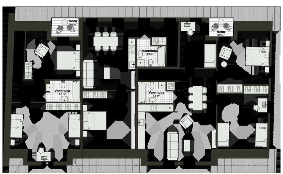 Kunderi 25 - Floor - 3